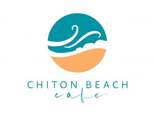 Chiton Beach Cafe logo