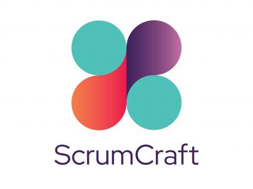 ScrumCraft Logo Design