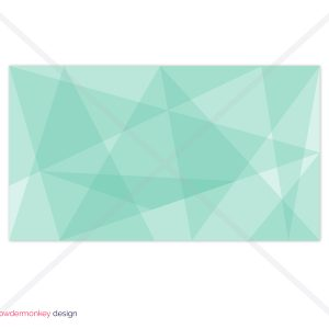 Green Triangles Downloadable Zoom Background